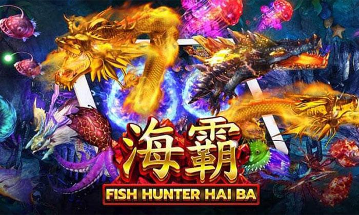 เกมยิงปลา Fish hunter hai ba