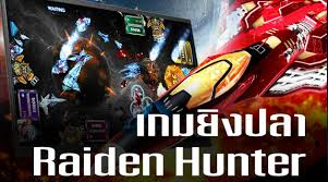 เกม Raiden Hunter