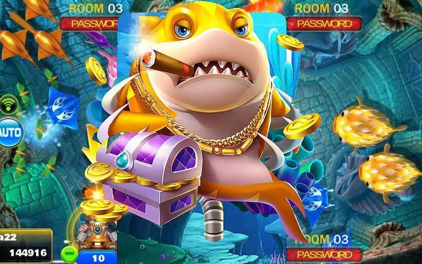 เกมยิงปลา (Fishing Casino) เกมพนันออลไลน์